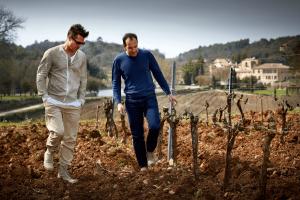Miraval wijnhuis - Frankrijk, Provence - Wijn & Thijs