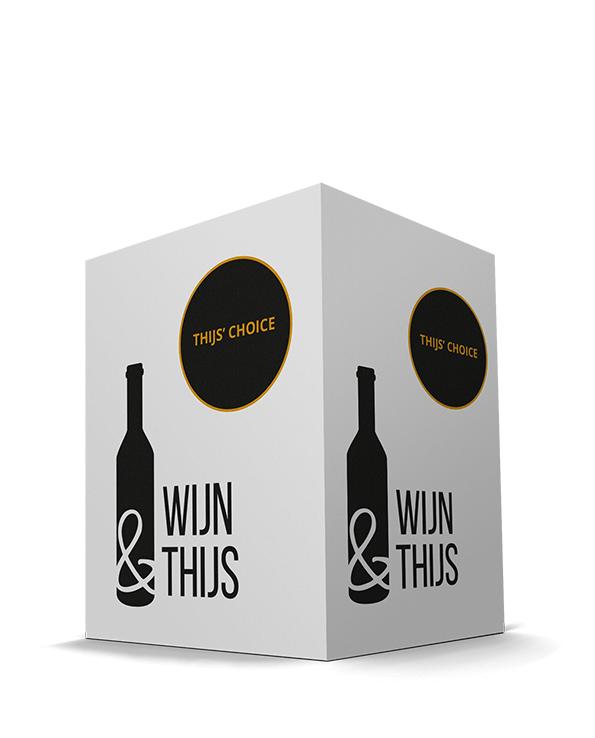Thijs' Choice - elke maand 6 wijnen door Thijs geselecteerd